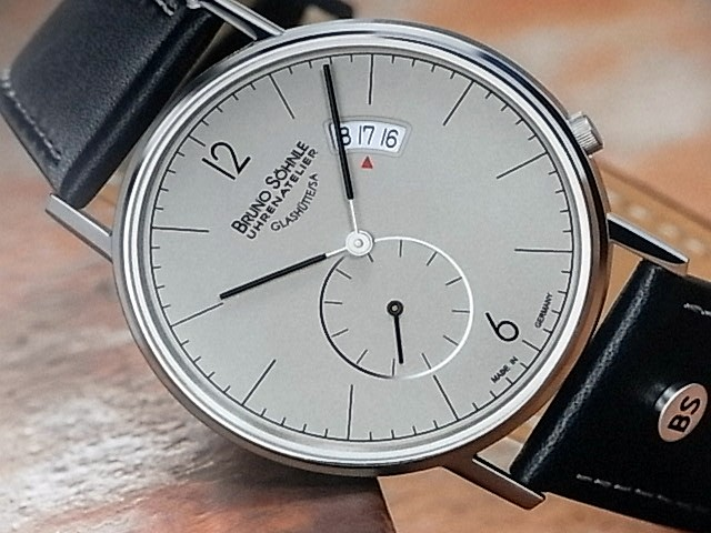 Bruno Söhnle Glashütte Herrenuhr Rondo Big 17-13053-861  a